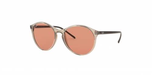 Ray-Ban RB4371 640374 Transparent Light Brown