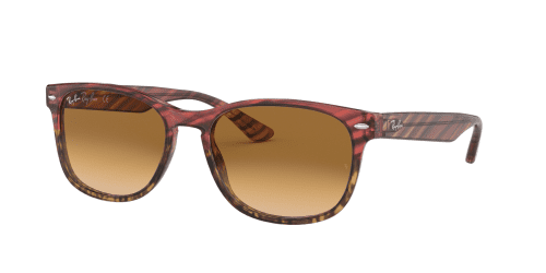 Ray-Ban Ray-Ban RB2184 125351 Pink Gradient Beige Striped
