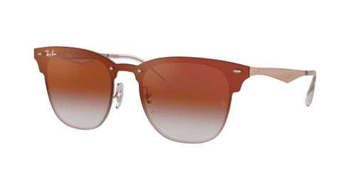 Ray-Ban Ray-Ban BLAZE CLUBMASTER RB3576N RB 3576N 9039V0 Brushed Copper