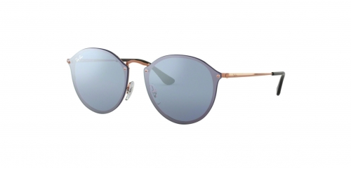 Ray-Ban BLAZE ROUND RB3574N RB 3574N 90351U Copper