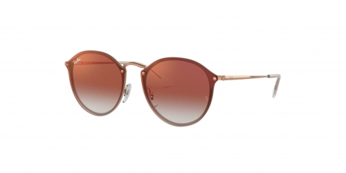 Ray-Ban BLAZE ROUND RB3574N RB 3574N 9035V0 Copper