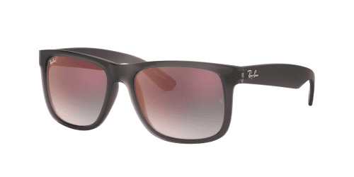 Ray-Ban Ray-Ban RB4165 Justin 606/U0 Transparent Grey