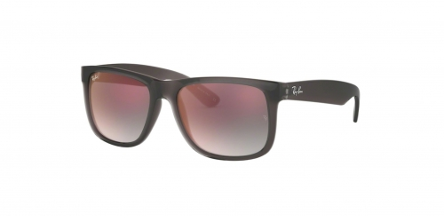 Ray-Ban RB4165 Justin 606/U0 Transparent Grey