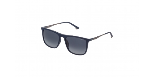 Police VIBE 1 SPL770 SPL 770 06QS Matt Midnight Blue