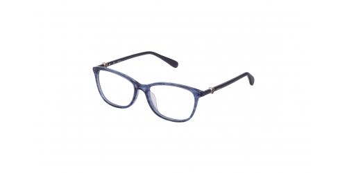 VML018 VML 018 0VAB Shiny Melange Blue