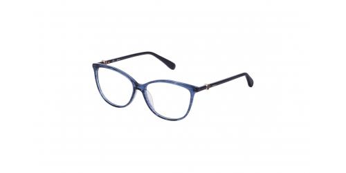 Mulberry VML019 VML 019 0VAB Shiny Melange Blue