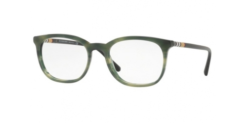 Burberry TUBULAR CHECK BE2266 3659 Striped Green