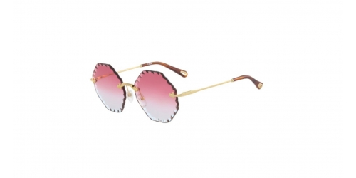Chloe ROSIE CE143S CE 143S 823 Gold/Gradient Coral