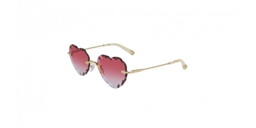 Chloe ROSIE CE150S CE 150S 823 Gold/Gradient Coral
