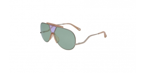 Chloe WILLIS CE154S CE 154S 847 Rose Gold/Green