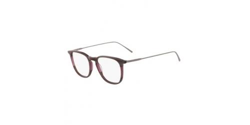 Lacoste L2828 L 2828 604 Striped Burgundy/Grey