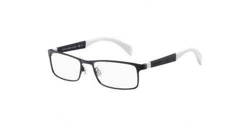 Tommy Hilfiger TH1259 4NL Matt Black/White