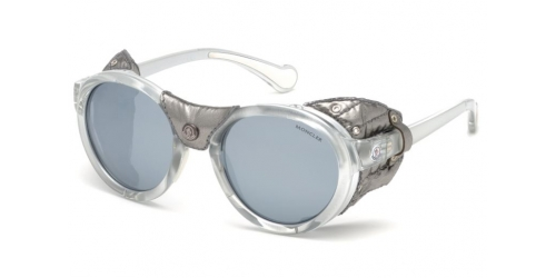 Moncler ML0046 20D Grey/Smoke Polarized