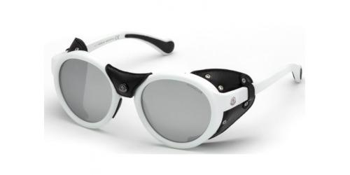 ML0046 ML 0046 21C White/Smoke Mirror