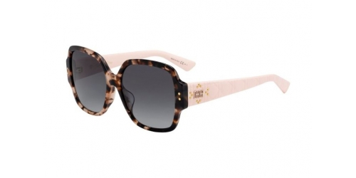 Christian Dior LADYDIORSTUDS5F LADYDIOR STUDS 5F 01K/9O Havana Light Pink