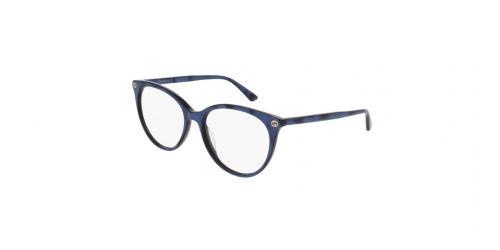 Gucci SENSUAL ROMANTIC GG0093O GG 0093O 005 Blue