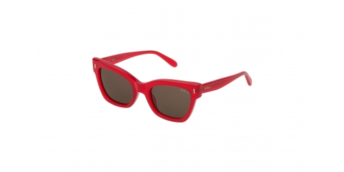 Mulberry SML003 SML 003 09Y9 Shiny Opaline Red