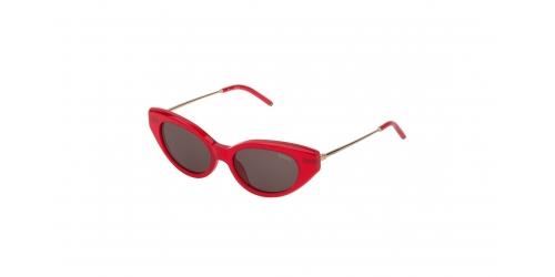 SML005 SML 005 09Y9 Shiny Opaline Red