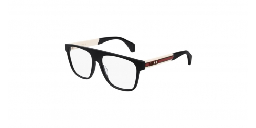 Gucci SEASONAL ICON GG0465O GG 0465O 001 Black/Ivory