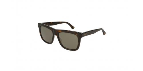 Gucci URBAN GG0158S GG 0158S 002 Havana
