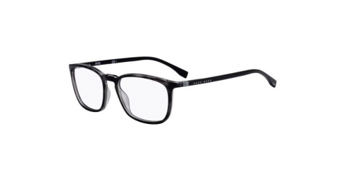 Hugo Boss BOSS 0961 ACI Black Grey striped
