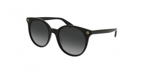Gucci Gucci SENSUAL ROMANTIC GG0091S GG 0091S 001 Black