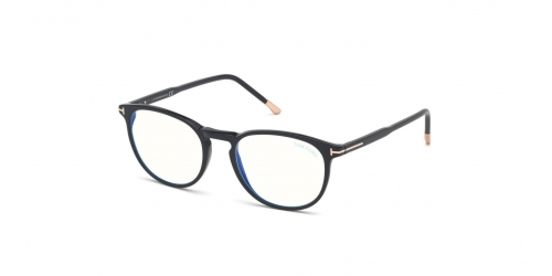 Tom Ford TF5608-B Blue Control TF 5608-B 001 Black