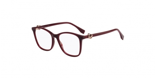Fendi FF0300 F is Fendi LHF Opal Burgundy