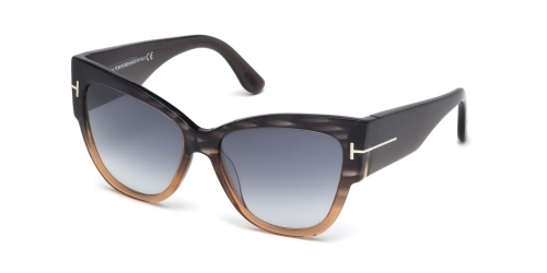 Tom Ford ANOUSHKA TF0371 20B Grey/Brown