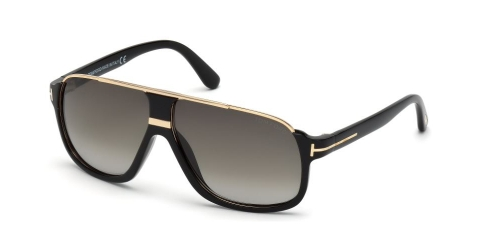 Tom Ford ELIOTT TF0335 01P Shiny Black
