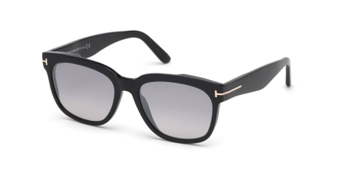 Tom Ford RHETT TF0714 01C Shiny Black