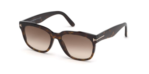 Tom Ford RHETT TF0714 52F Dark Havana
