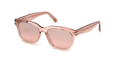 Tom Ford RHETT TF0714 72Z Shiny Pink
