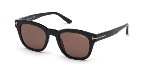 Tom Ford EUGENIO TF0676 01E Shiny Black