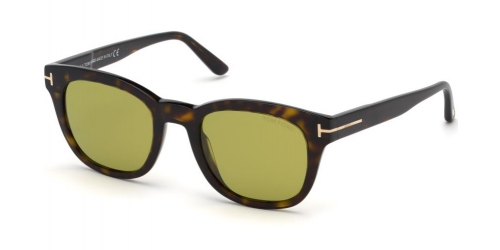 Tom Ford EUGENIO TF0676 52N Dark Havana
