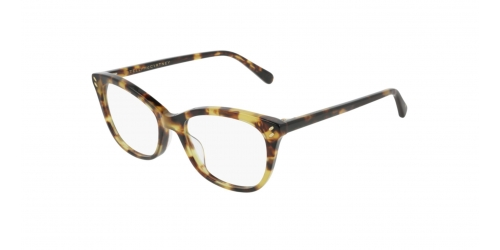 Stella McCartney STELLA ESSENTIALS SC0155O SC 0155O 003 Light Havana