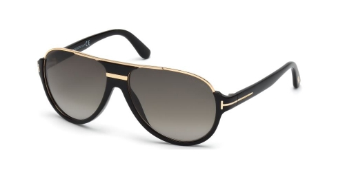 Tom Ford DIMITRY FT0334 01P Black
