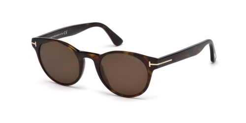 Tom Ford PALMER TF0522 52E Havana