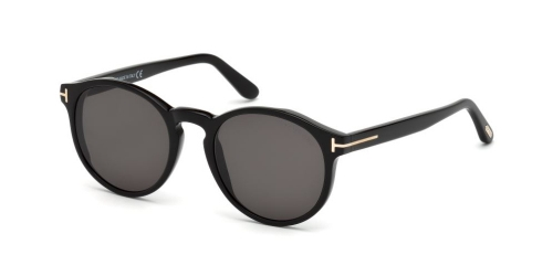 Tom Ford IAN-02 TF0591 01A Black
