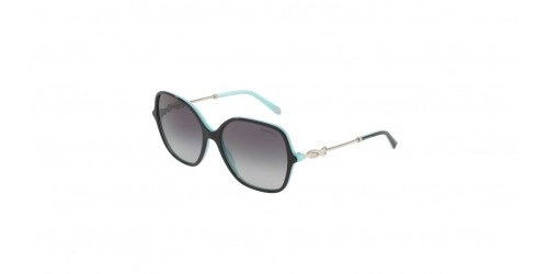 Tiffany TF4145B TF 4145B 80553C Black/Blue