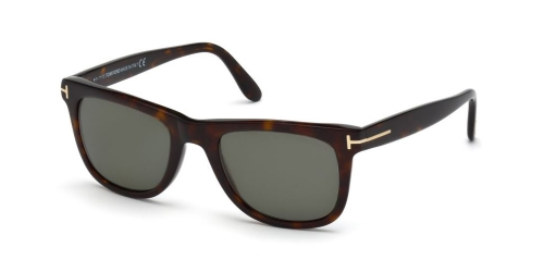 Tom Ford Leo FT0336/S FT 0336/S 56R Dark Havana