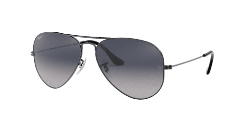 AVIATOR LARGE RB3025 AVIATOR LARGE RB 3025 004/78 Gunmetal