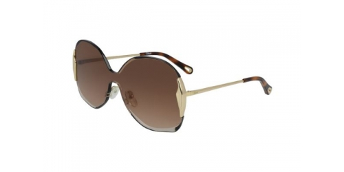 Chloe CURTIS CE162S CE 162S 742 Gold/Gradient Brown