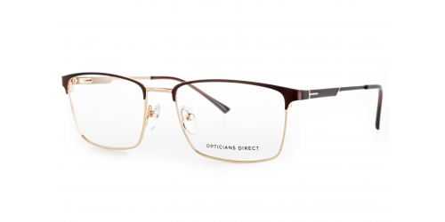 Opticians Direct OD12 C1 Burgundy