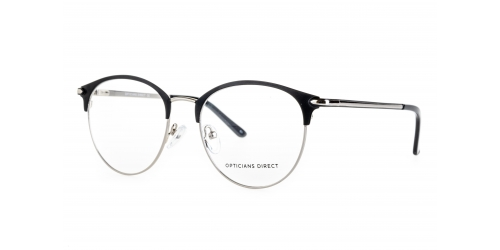 Opticians Direct OD13 OD 13/ OD 38 C1 Black/Silver