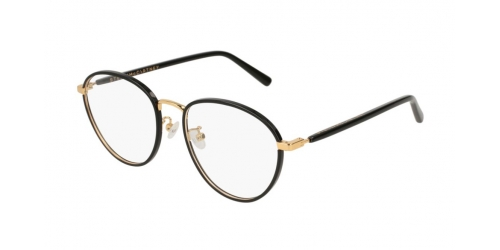 Stella McCartney STELLA ESSENTIALS SC0147O SC 0147O 001 Gold/Black