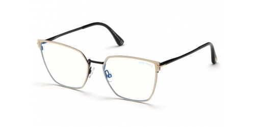 Tom Ford TF5574-B Blue Control TF 5574-B 021 White
