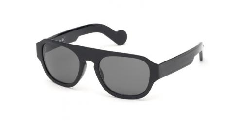 Moncler Moncler ML0096 01A Shiny Black