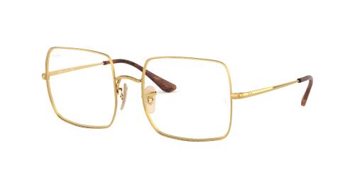 Ray-Ban SQUARE RX1971V RX 1971V 2500 Gold