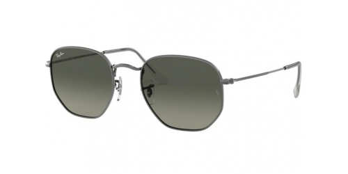 Ray-Ban RB3548N Hexagonal RB 3548N 004/71 Gunmetal